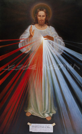 """Divine Mercy"""