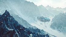 Vaisseau spatial sur Alien Planet - hypnose de régression quantique BQH corinne cresson - Spécialité abduction -massangel ardèche - 07200 st sernin