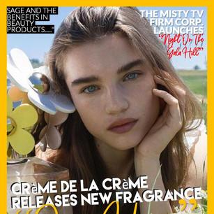 "Misty Blanco's ""Creme De La Creme"" Magazine coming soon"