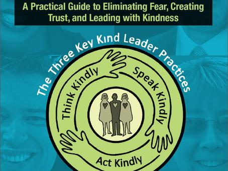 The Kind Leader publication date is September 10th!