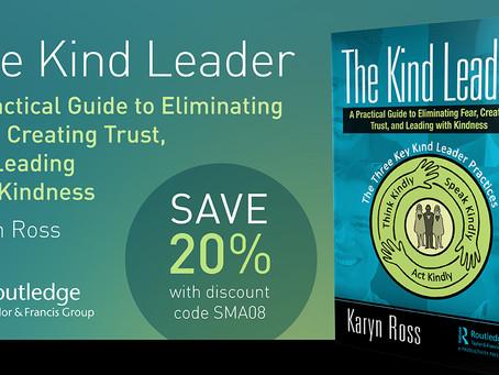 Kind Leadership Week Wrap Up!