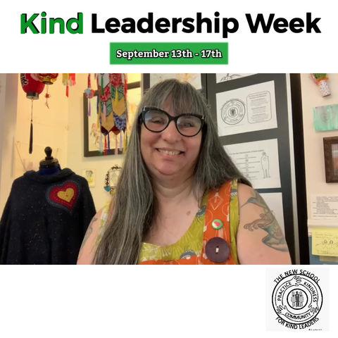 Only one month until Kind Leadership Week!