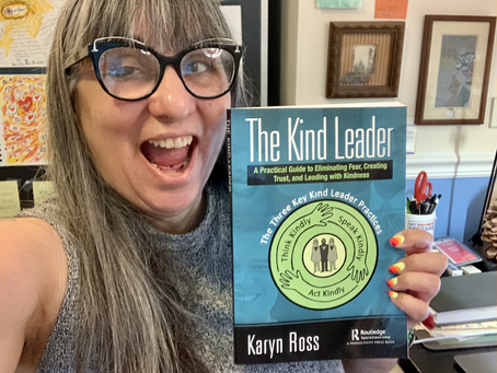 The Kind Leader is HERE!