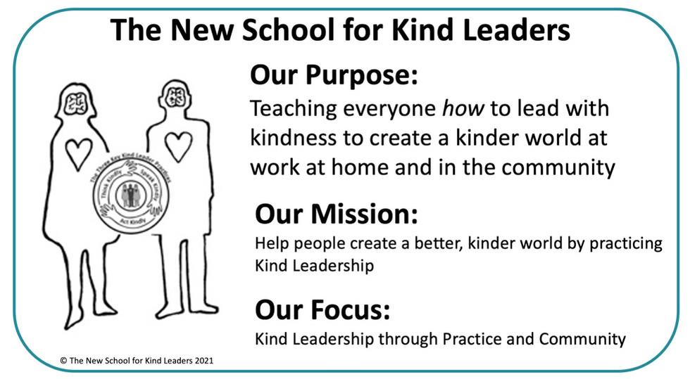 Purpose, Mission, Focus