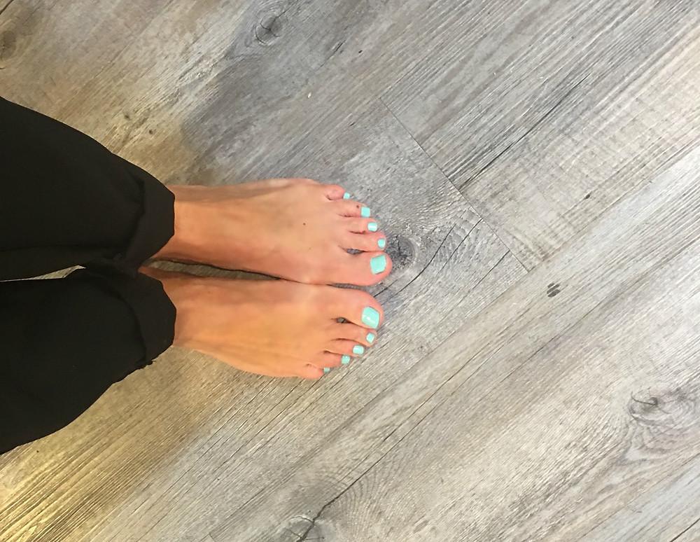 Mio Salón mis pies