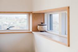 Panoramic window boxes