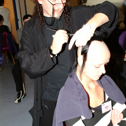 behind the seance show London 2003