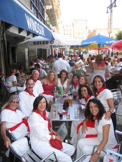 The Pamplona Gang