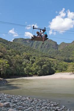 CC Over the Guejar