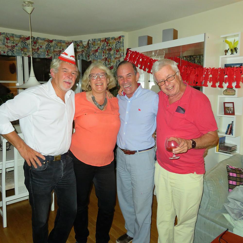 KIm, Christina, Robert Mykle & Hans Folin