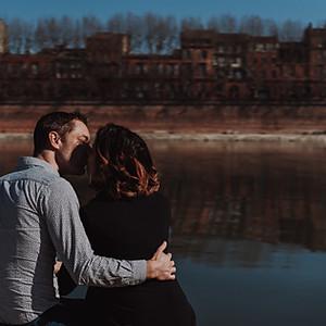 Vanessa & Vincent Engagement