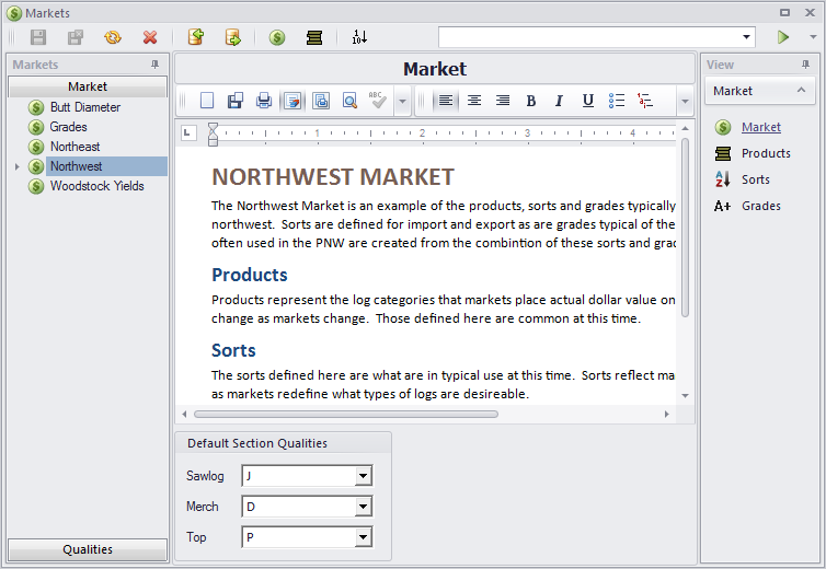 Assisi Forestry Software Markets