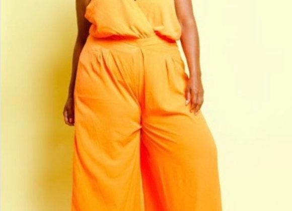 Orange Aid Jumpsuit