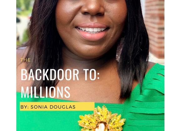 *Ebook- BackDoor to Millions