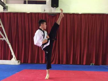 Elite Karate's MVP