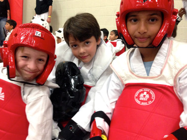 Elite Karate Kicks it at the South Texas Taekwondo Open