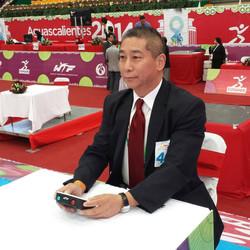 Grand Master Raymond Hsu