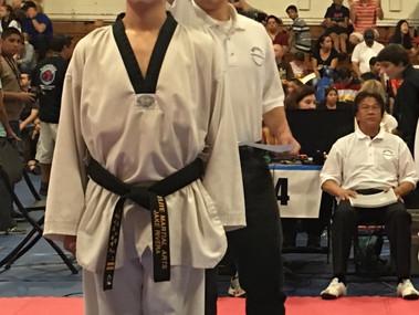 Elite Karate Dominates South Texas Open