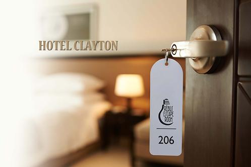 Hotel Clayton pro 3 - 6 osob