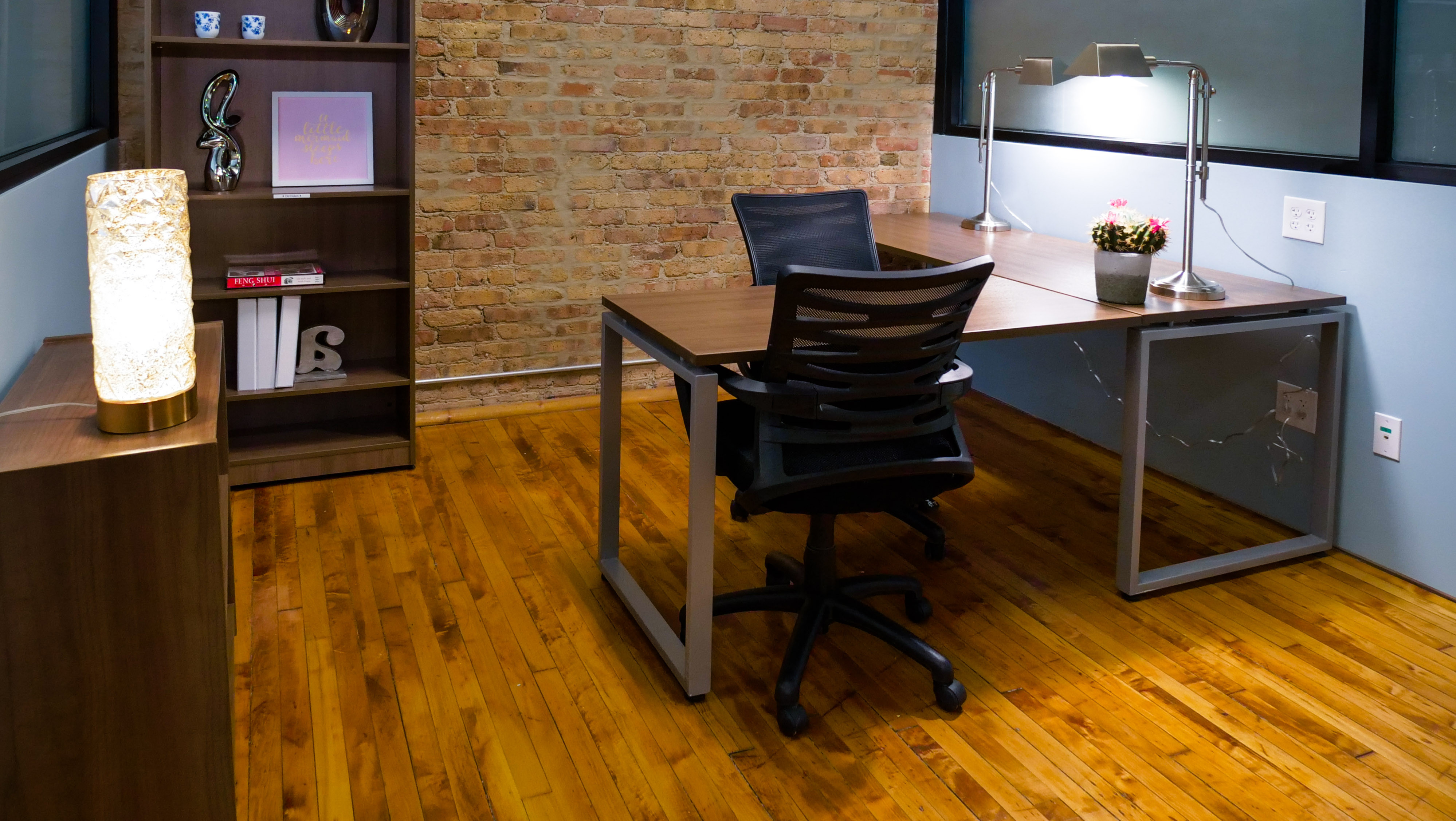 Private Office Virtual Showing