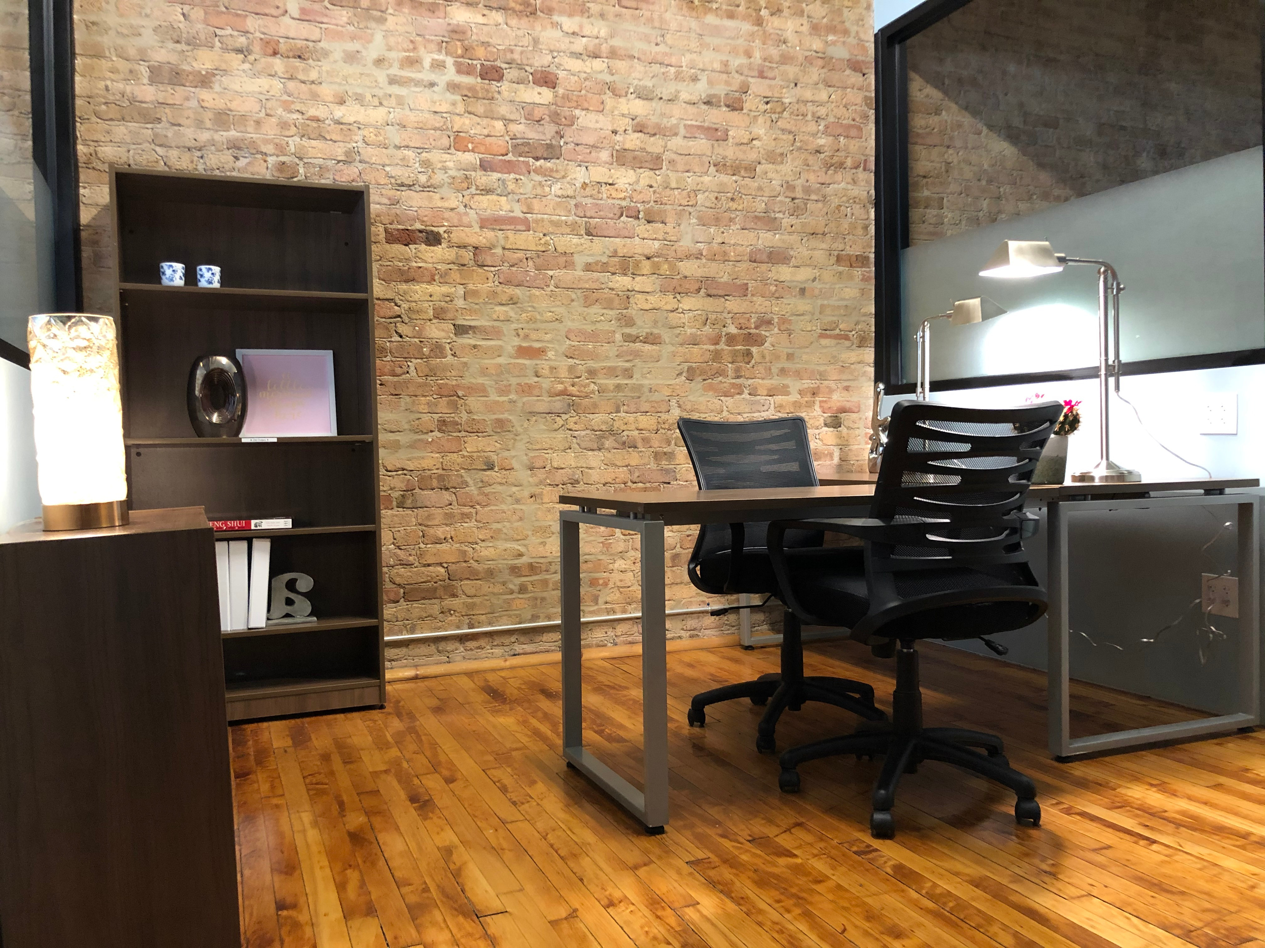 Private Office Showing - In Person