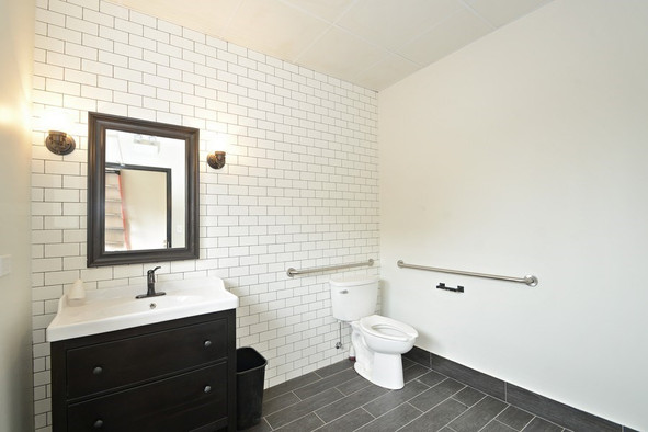 Bathroom with Shower Facility