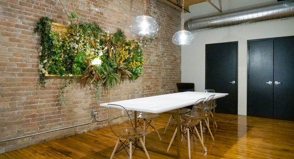 Free Access to Conference Room