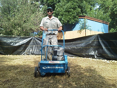 Lupine has been a leader in turf overseeding and hydroseeding in Durango, CO.