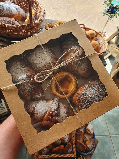 Breakfast Pastry Box - 6x