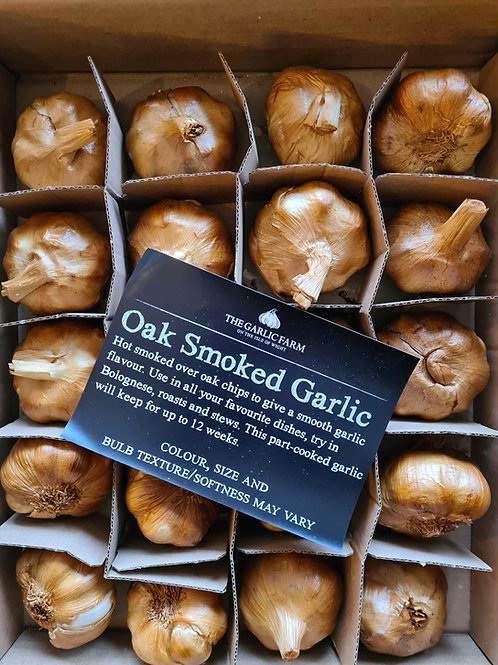Smoked Garlic Large Bulbs (The Garlic Farm)