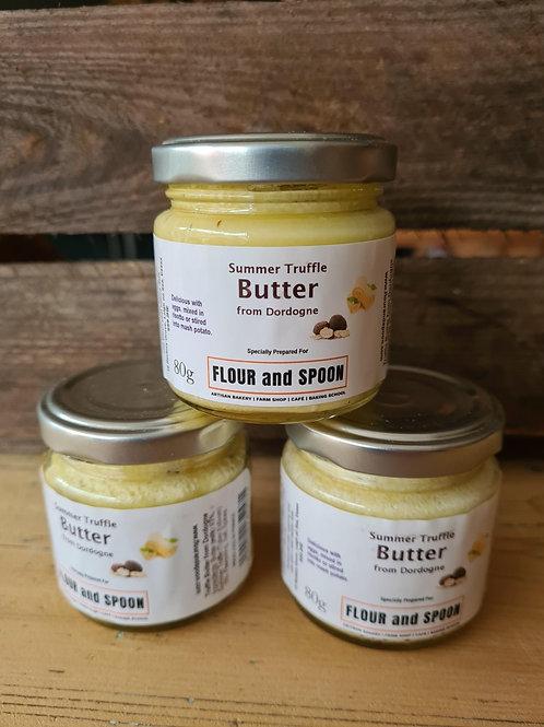 Summer Truffle butter from Dordogne 80g