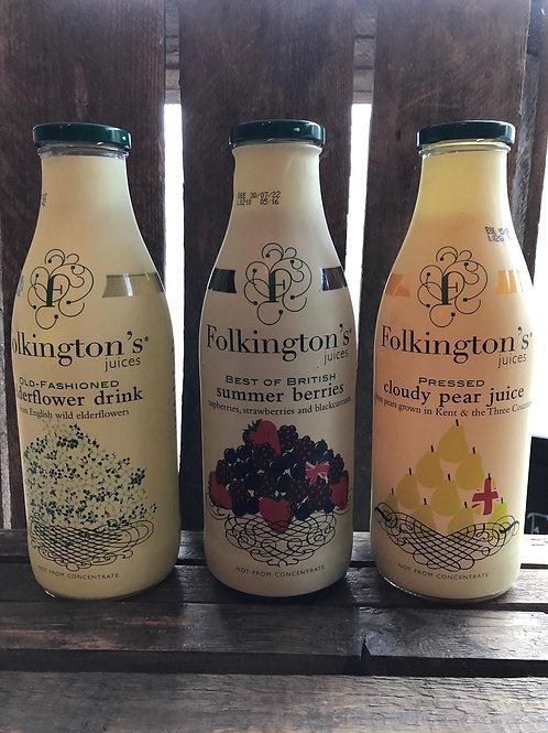 Folkington`s Juices - 1 Litre