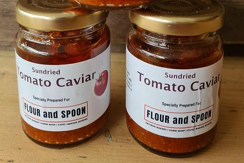 Sundried Tomato caviar 80g