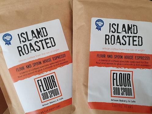 Flour and Spoon House Espresso