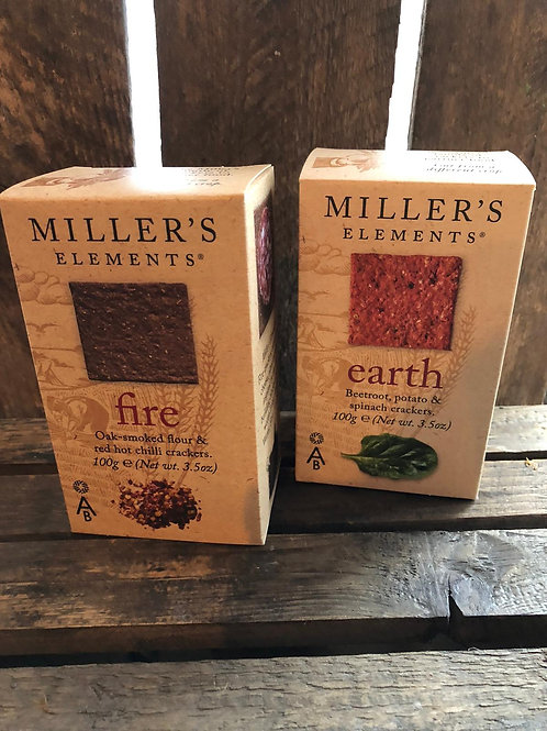 MILLER'S ELEMENTS® Fire | Earth 100g