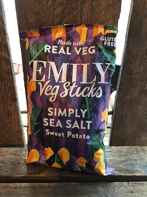Emily Veg Sticks - SWEET POTATO - 35g