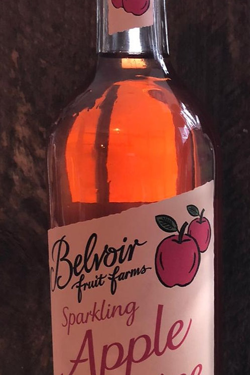 Belvoir - Sparkling Pink Lady Apple Juice 750ml
