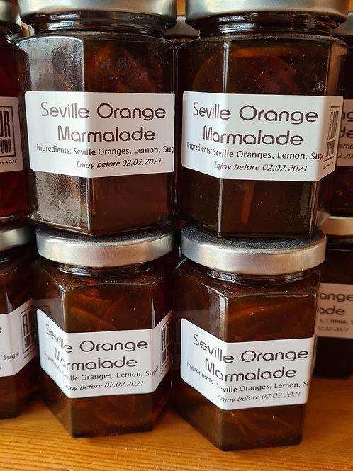 Seville Orange Marmalade 8oz.