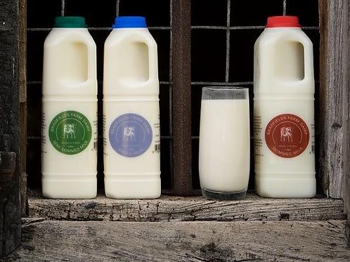 Bradfield`s Milk 1L