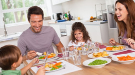THE EXTINCTION OF FAMILY DINNER AND WHY IT'S VITAL