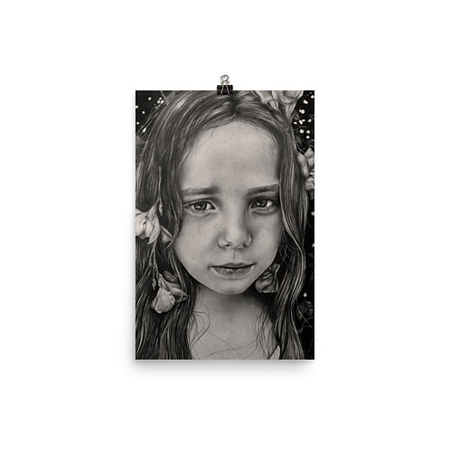 """Lily"" Giclée Print"