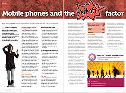 Mobile phones and the eff off Factor.JPG