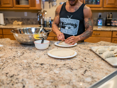 Danny's Turkey Empanadas
