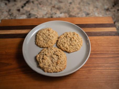 Betty's Oatmeal Cookies