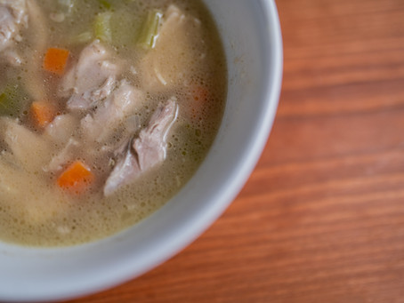 Donnie Wahlberg & Alma's Chicken Soup