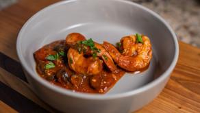 Mediterranean Shrimp & Chicken Sausage