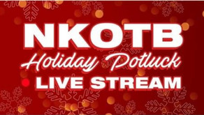 NKOTB Holiday Live Event: Betty's Coffee Cake
