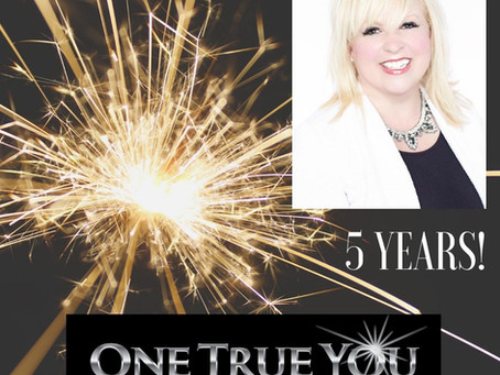Celebrating Five Years! Five Insightful Life Lessons and a Special Invitation!