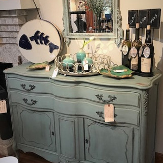 Painted Furniture available at the Complete Home