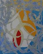 Pick me, Acrylic, mixed media on canvas